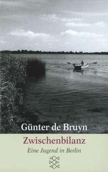 Günter de Bruyn: Zwischenbilanz, Buch