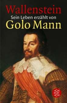 Golo Mann: Wallenstein, Buch