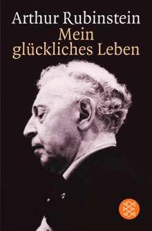 Arthur Rubinstein: Mein glückliches Leben, Buch
