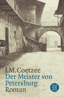 J. M. Coetzee: Der Meister von Petersburg, Buch