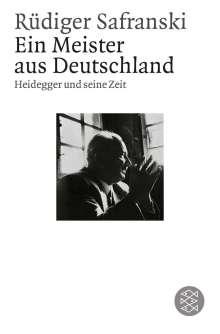 Rüdiger Safranski: Ein Meister aus Deutschland, Buch