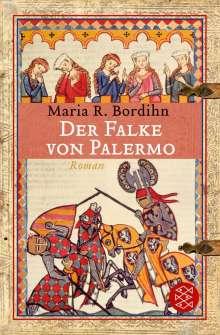 Maria R. Bordihn: Der Falke von Palermo, Buch