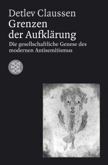Detlev Claussen: Grenzen der Aufklärung, Buch