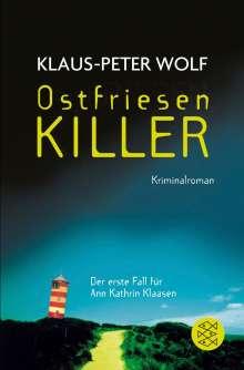 Klaus-Peter Wolf: OstfriesenKiller, Buch