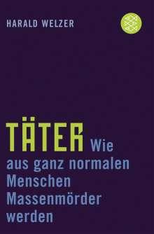 Harald Welzer: Täter, Buch