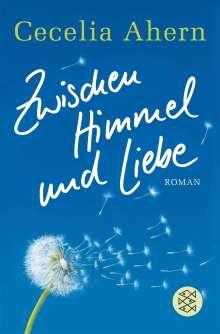 Cecelia Ahern: Zwischen Himmel und Liebe, Buch