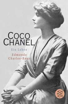 Edmonde Charles-Roux: Coco Chanel, Buch