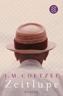 J. M. Coetzee: Zeitlupe, Buch