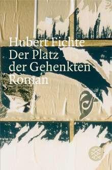 Hubert Fichte: Der Platz der Gehenkten, Buch