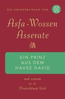 Asfa-Wossen Asserate: Ein Prinz aus dem Hause David, Buch