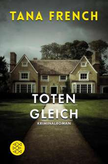 Tana French: Totengleich, Buch