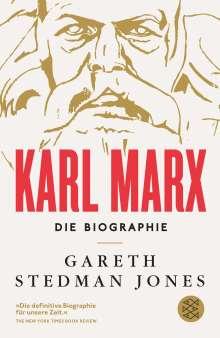 Gareth Stedman Jones: Karl Marx, Buch