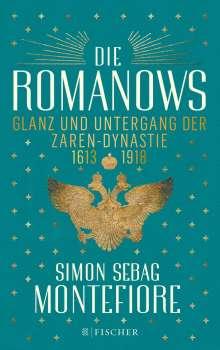 Simon Sebag Montefiore: Die Romanows, Buch
