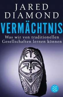 Jared Diamond: Vermächtnis, Buch