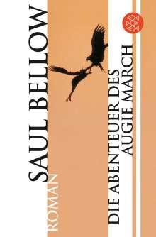 Saul Bellow: Die Abenteuer des Augie March, Buch