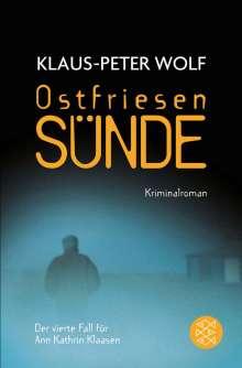 Klaus-Peter Wolf: Ostfriesensünde, Buch