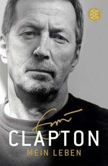 Eric Clapton: Mein Leben, Buch