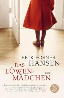 Erik Fosnes Hansen: Das Löwenmädchen, Buch