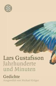 Lars Gustafsson: Jahrhunderte und Minuten, Buch
