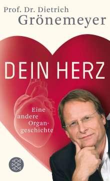 Dietrich H. W. Grönemeyer: Dein Herz, Buch