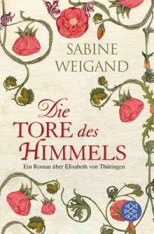 Sabine Weigand: Die Tore des Himmels, Buch