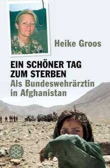 Heike Groos: Ein schöner Tag zum Sterben, Buch