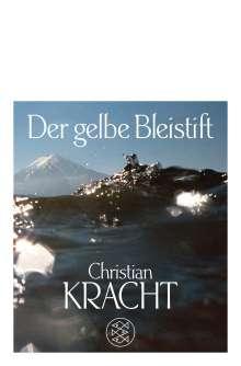 Christian Kracht: Der gelbe Bleistift, Buch