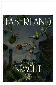 Christian Kracht: Faserland, Buch