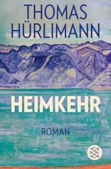 Thomas Hürlimann: Heimkehr, Buch