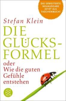 Stefan Klein: Die Glücksformel, Buch