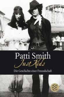 Patti Smith: Just Kids, Buch