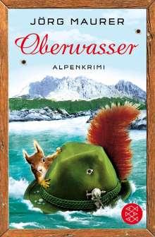 Jörg Maurer: Oberwasser, Buch