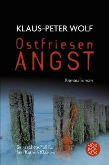 Klaus-Peter Wolf: Ostfriesenangst, Buch