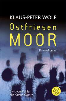 Klaus-Peter Wolf: Ostfriesenmoor, Buch