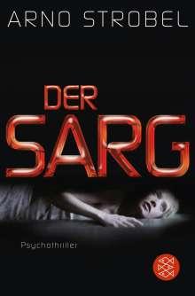 Arno Strobel: Der Sarg, Buch