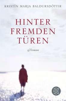 Kristín Marja Baldursdóttir: Hinter fremden Türen, Buch