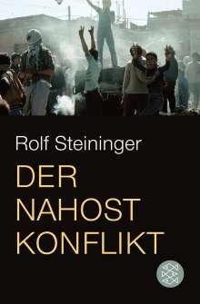 Rolf Steininger: Der Nahostkonflikt, Buch