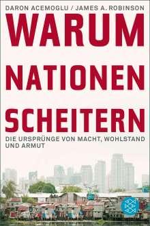 Daron Acemoglu: Warum Nationen scheitern, Buch