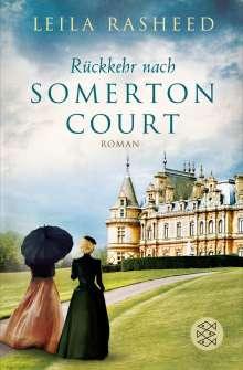 Leila Rasheed: Rückkehr nach Somerton Court, Buch
