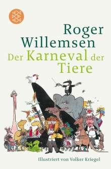 Roger Willemsen (1955-2016): Karneval der Tiere, Buch