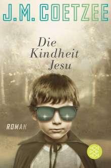 J. M. Coetzee: Die Kindheit Jesu, Buch