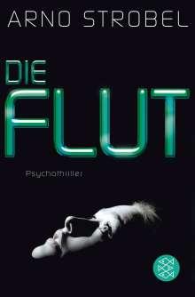 Arno Strobel: Die Flut, Buch