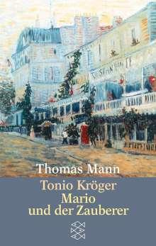 Thomas Mann: Tonio Kröger / Mario und der Zauberer, Buch