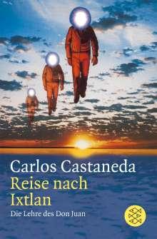 Carlos Castaneda: Reise nach Ixtlan, Buch