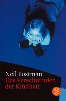 Neil Postman: Das Verschwinden der Kindheit, Buch