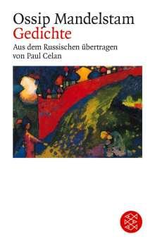 Ossip Mandelstam: Gedichte, Buch