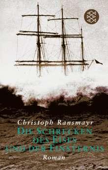 Christoph Ransmayr: Die Schrecken des Eises und der Finsternis, Buch
