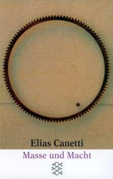 Elias Canetti: Masse und Macht, Buch