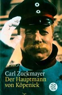 Carl Zuckmayer: Der Hauptmann von Köpenick, Buch