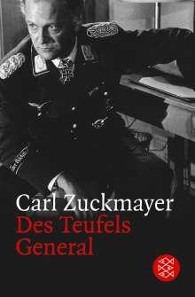 Carl Zuckmayer: Des Teufels General, Buch